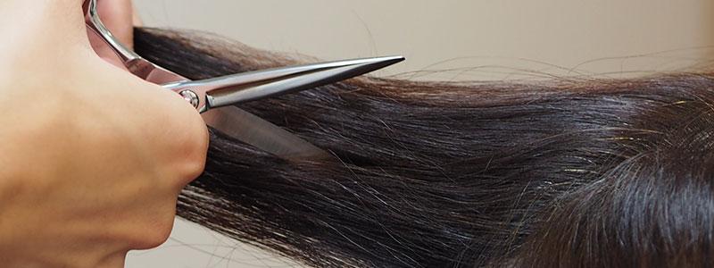 金沢文庫の美容院(美容室) クロッグヘアー どんなクセ毛も「得意のドライカット」で解消!