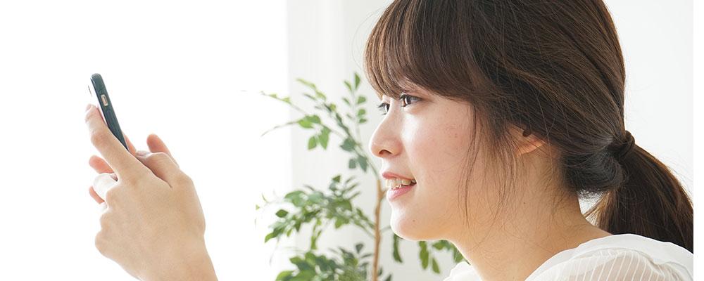 金沢文庫の美容院(美容室)クロッグヘアー LINE@予約イメージ