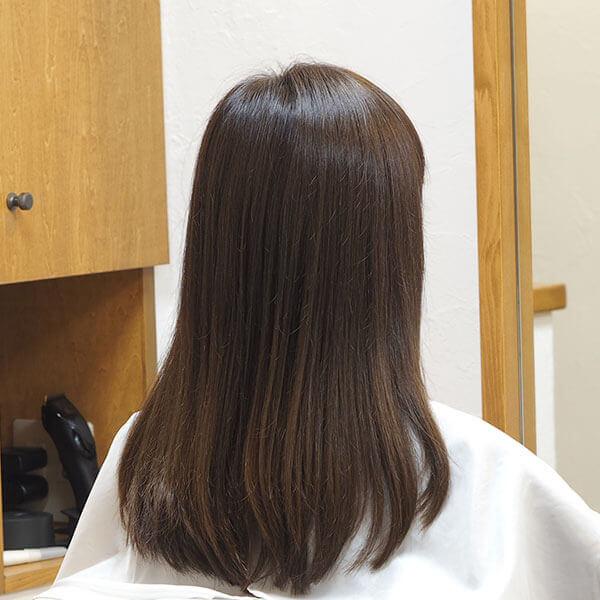 金沢文庫の美容院(美容室)クロッグヘアー カラー after