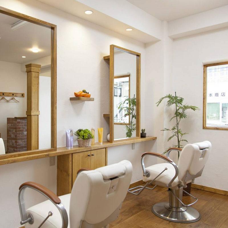 金沢文庫の美容院(美容室)クロッグヘアー 店舗イメージその3 店舗内観