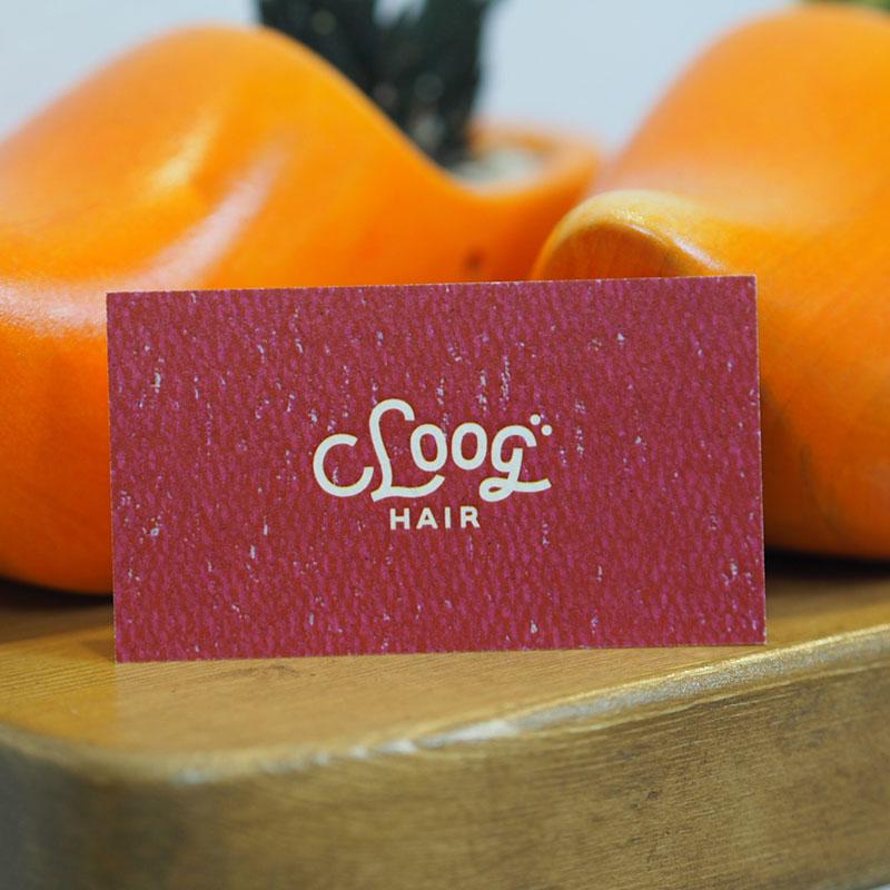 金沢文庫の美容院(美容室)クロッグヘアー 店舗イメージその4 名刺